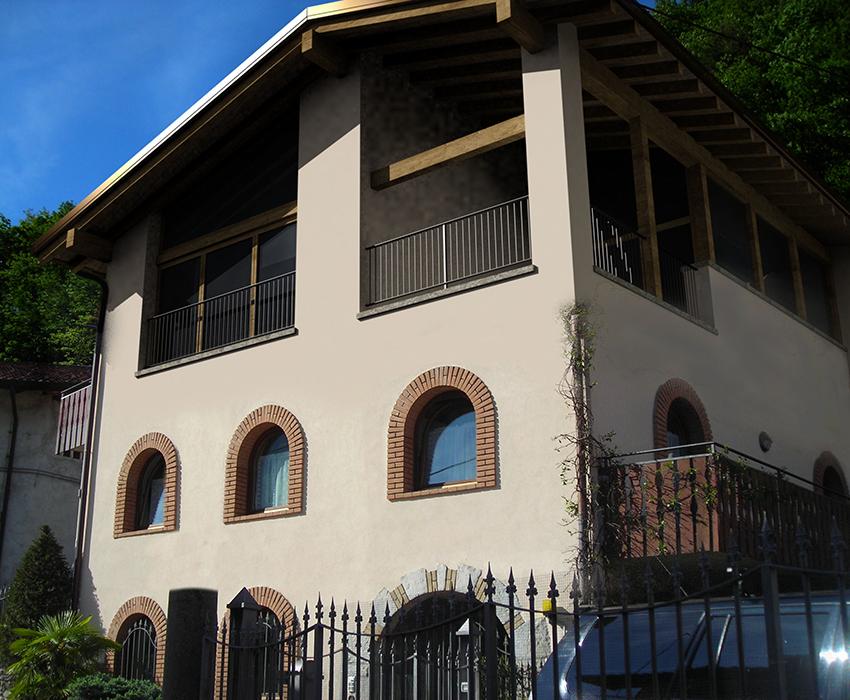 Casa Via ai Monti